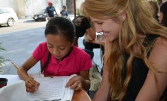 Spanisch für Volunteering
