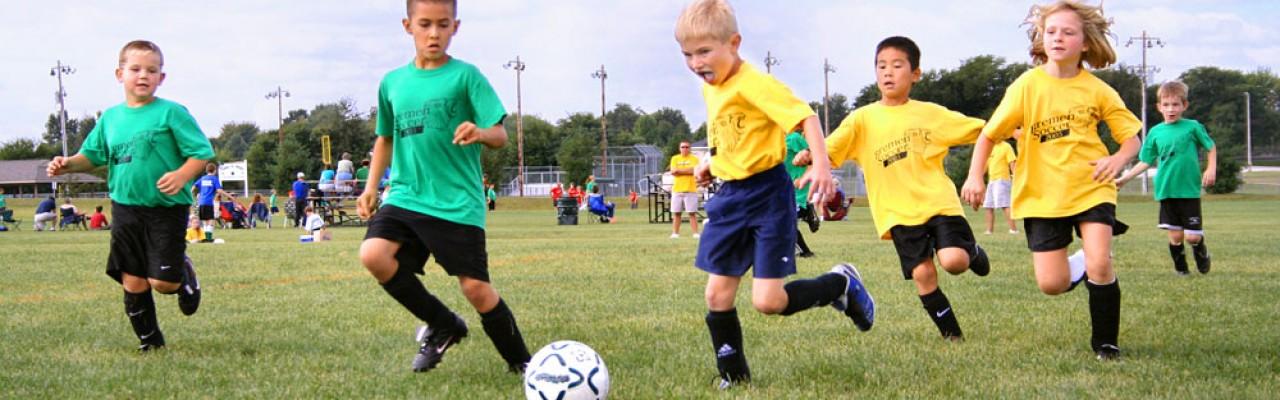 Fußball Spielen Spanisch